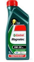 Aceites y lubricantes C 5W30 A1  1L - CASTROL 5W30 A1 MAGNATEC FORD,LR 1L
