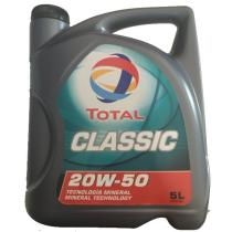 Aceites y lubricantes T 20W50 CLASSIC 5L - TOTAL 20W50 CLASSIC 5 L