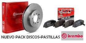 KIT DE DISCO DE FRENO  Brembo